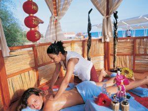 тайский массаж в турции