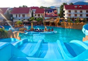 Отели для семейного отдыха в Краснодарском крае