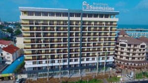 SUNMARINN RESORT HOTEL ALL INCLUSIVE 4* в Анапе