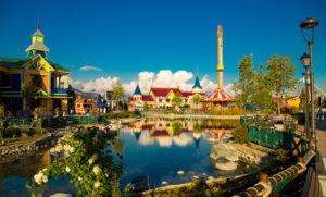 Парк аттракционов Сочи Парк