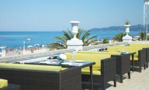 пляж отеля звёздный в сочи