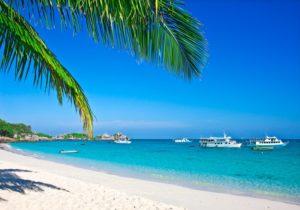 пляжи в тайланде