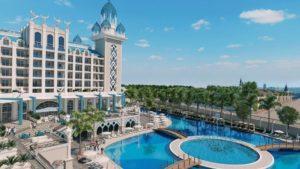 отель Granada-Luxury в белеке