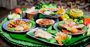кухня в тайланде