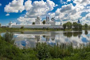 никитский монастырь в переяславль - залесский
