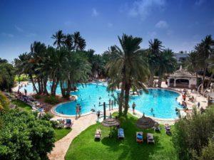 Самый южный курорт Туниса