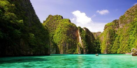 острова Пхи - Пхи в Тайланде