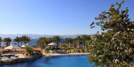 курорт Эйлат в Израиле