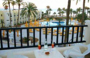 отель Eden Star Zarzis в тунисе