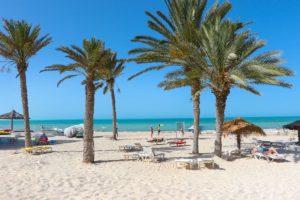 курорт зарзис в тунисе