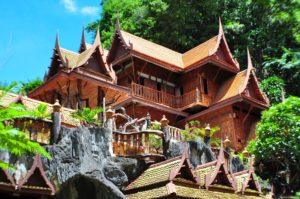 дворец Кхао Ванг в тайланде