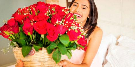букеты цветов для любимых