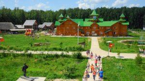 парк музей этномир в калужской области