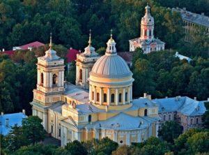 Что посмотреть в Санкт - Петербурге