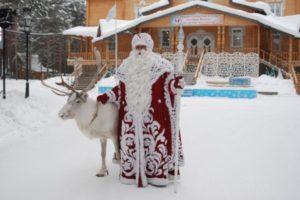русский дед мороз