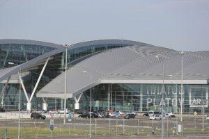 международный аэропорт платов