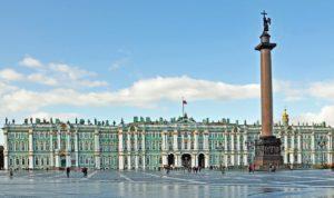 зимний дворец в санкт - петербурге