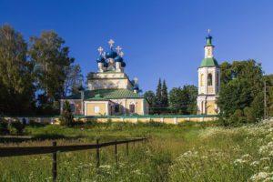 церковь николо - рожок на селигере