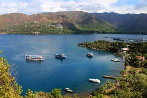 райский остров в турции