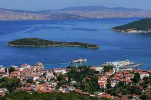 Острова в Турции