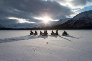 отдых зимой на кольском полуострове
