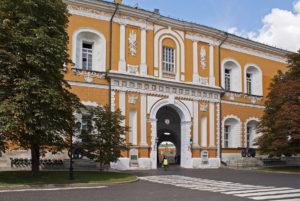 арсенал в московском кремле