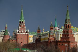 Что расположено на территории Московского кремля