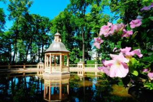 летний сад в санкт - петербурге