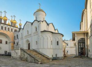 церковь ризположения в московском кремле