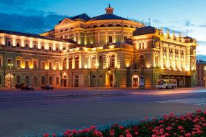 мариинский театр в санкт - петербурге