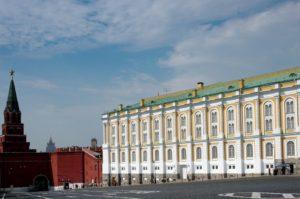 оружейная палата в московском кремле