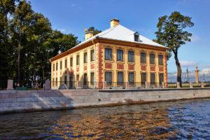 летний дворец петра в санкт - петербурге