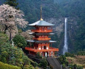 интересная Япония