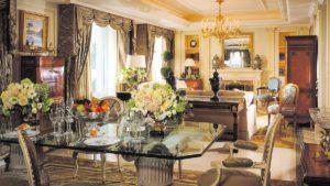 Hotel George V в париже