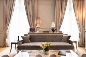 Royal Monceau, Raffles в париже