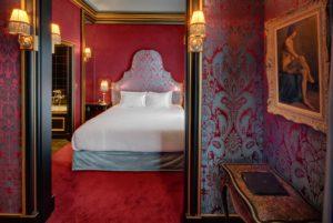 Souquet ( бутик – отель ) в париже для романтичного отдыха