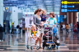 выезд за границу детям
