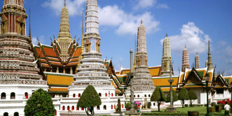 Аюттхая в тайланде