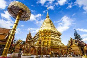 Удивительные храмы Тайланда