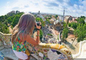 Популярные страны у европейских туристов