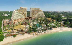 отель Centara Grand Mirage Beach Resort Паттайя
