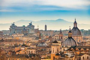 Достопримечательности в Риме за пару дней