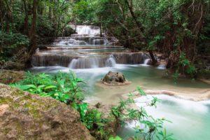 национальный парк в тайланде Хуэан Сринагариндра