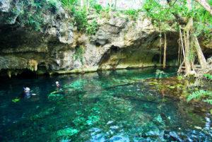 Лучшие сеноты на полуострове Юкатан