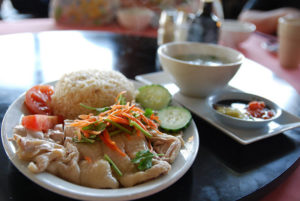 блюдо цыплёнок вэньчан
