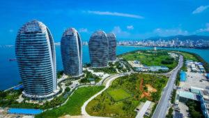 Санья в Китае