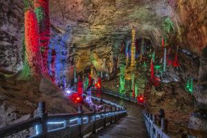 Пещера короля драконов