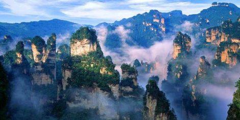 достопримечательности в Чжанцзяцзе