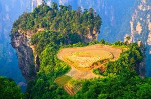 Чжанцзяцзе Китай