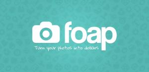 Приложение для заработка Foap
